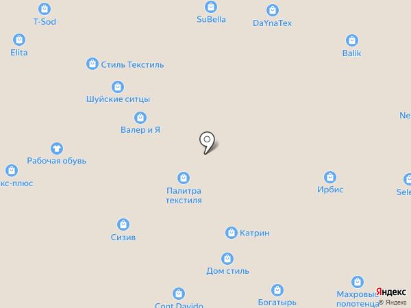 Noor на карте Иваново