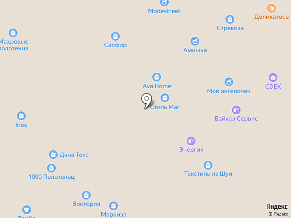 Малыш на карте Иваново