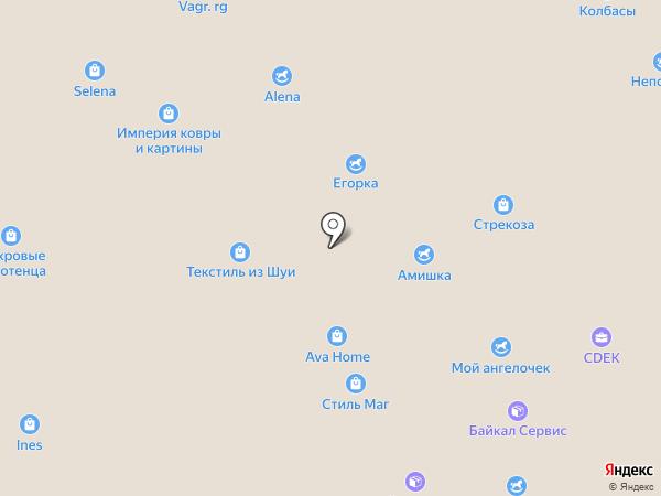 Текстильная жемчужина на карте Иваново