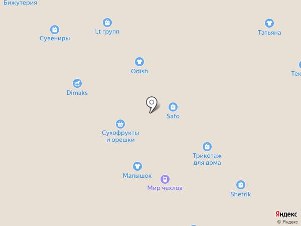 Морфей на карте Иваново