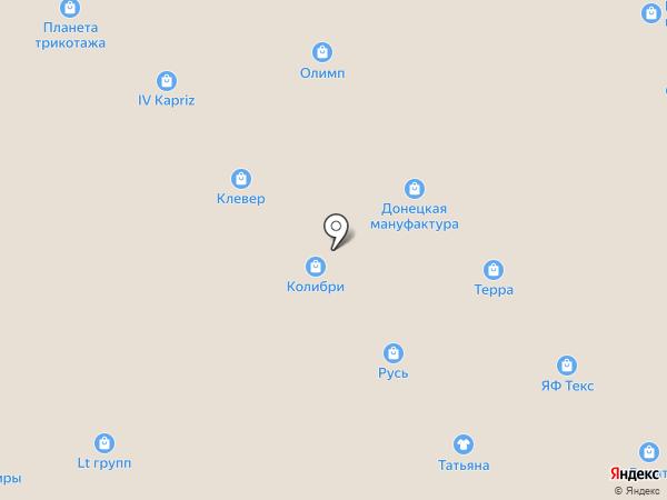 Артекс на карте Иваново