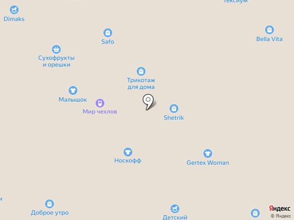 Ивсвит на карте Иваново