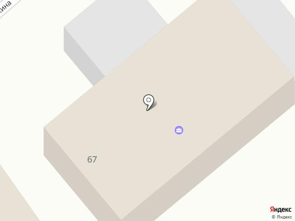 Государственная инспекция Гостехнадзора по Новокубанскому району на карте Новокубанска