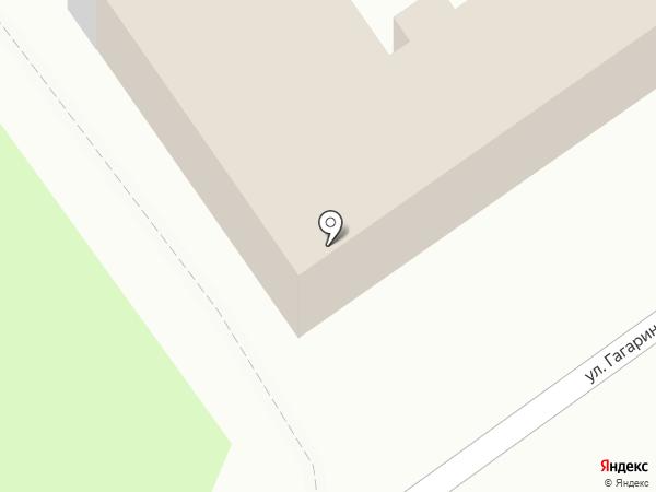 Военный комиссариат по Новокубанскому и Успенскому району на карте Новокубанска