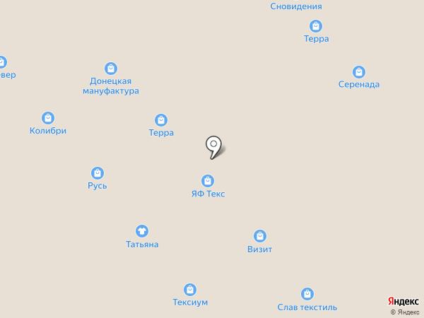 Магазин чулочно-носочных изделий и нижнего белья на карте Иваново