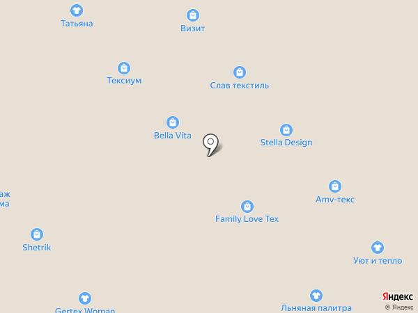 Сновидения на карте Иваново
