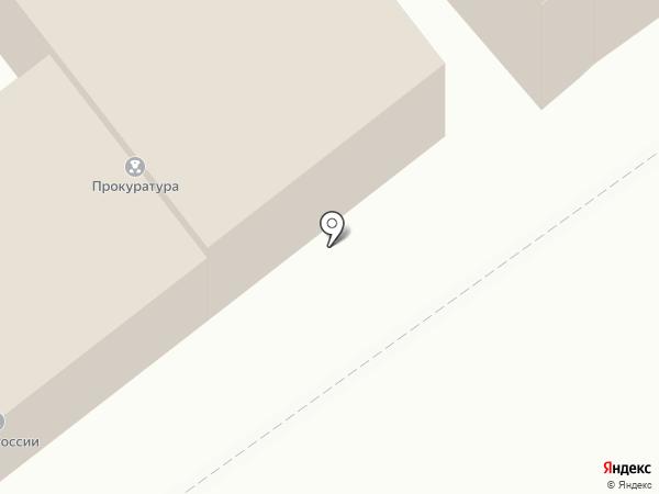 Прокуратура Новокубанского района на карте Новокубанска