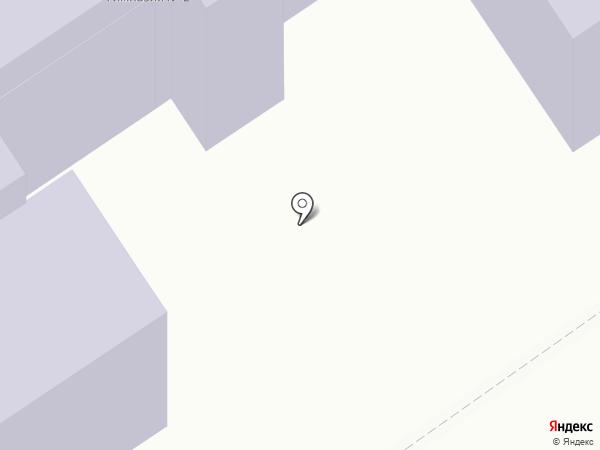 Гимназия №2 на карте Новокубанска