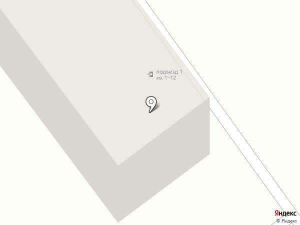 Нефтекачка, ТСЖ на карте Армавира