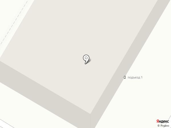 Главная управляющая организация жилищного хозяйства № 3 на карте Иваново