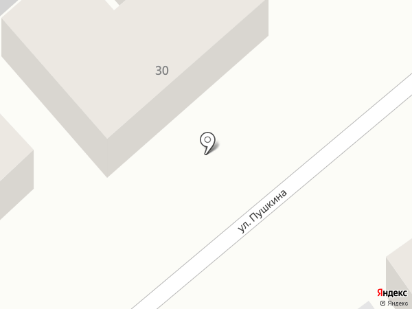 Новокубанский молодежный центр на карте Новокубанска
