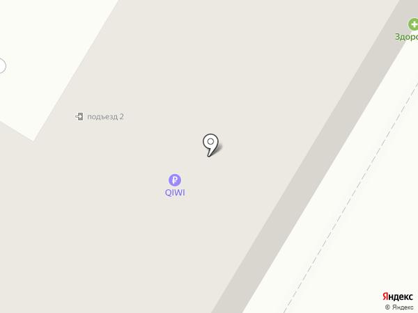Продуктовый магазин на 2-й Лагерной на карте Иваново
