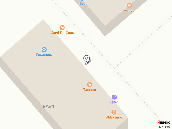 Чинар на карте Иваново