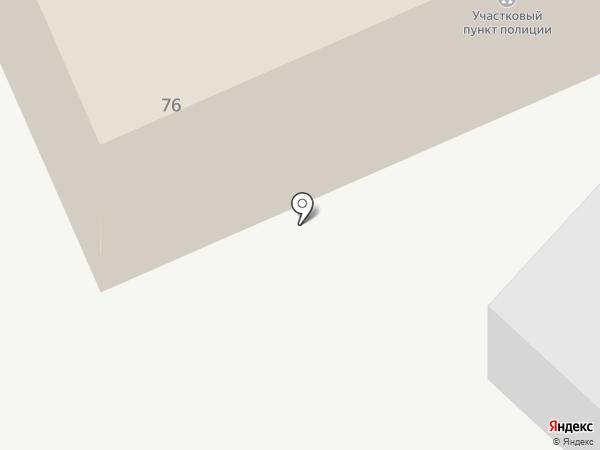 ОВД по Ивановскому муниципальному району г. Иваново на карте Иваново