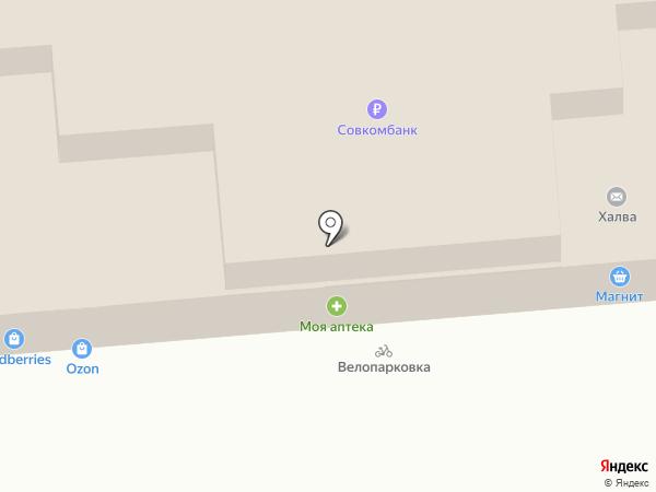 Солекс на карте Иваново
