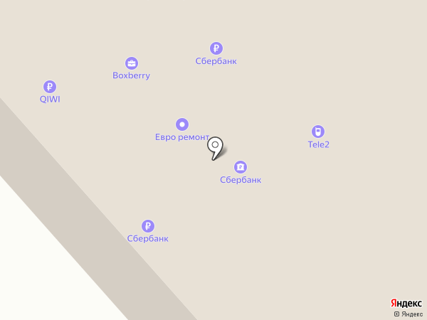 Ателье по пошиву и ремонту одежды на карте Иваново