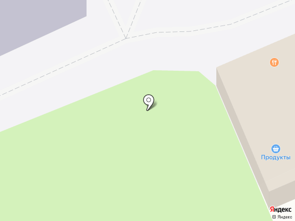 Вкусный дом на карте Караваево