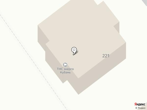 Армавирэнергосбыт на карте Новокубанска
