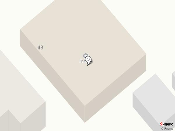Сервис-ЮГ-ККМ на карте Новокубанска