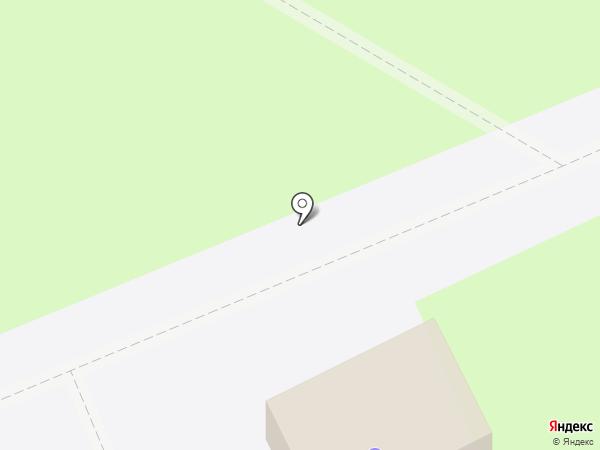 Салон на карте Караваево