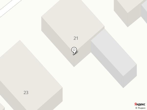 Энергосила на карте Новокубанска