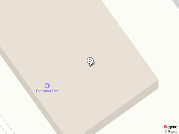 АЗС на карте Армавира