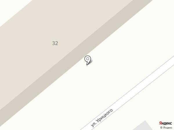 Новокубанскэнергосервис на карте Новокубанска
