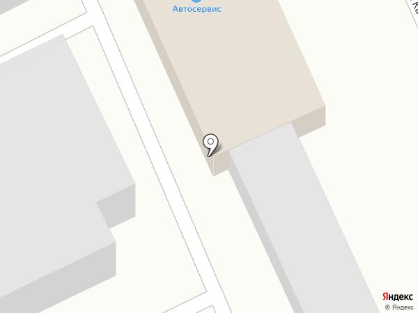 Lexa-Garag на карте Армавира