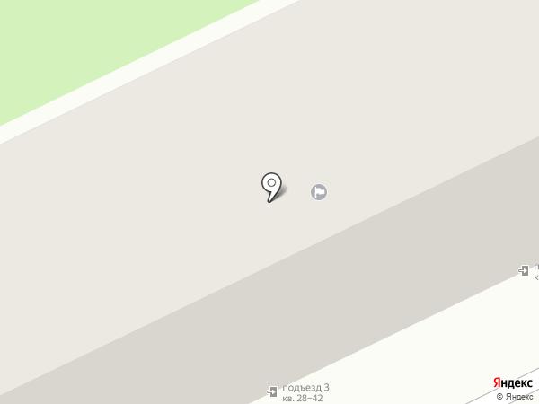 Экспрессия на карте Армавира