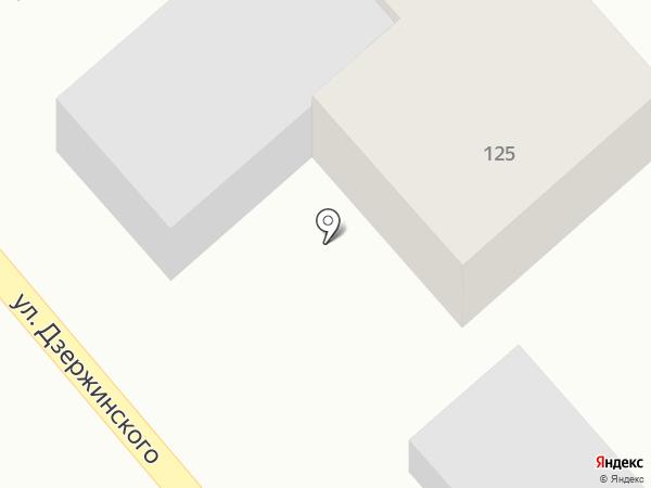 Карина на карте Новокубанска