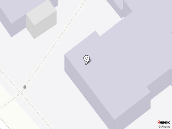 Основная образовательная школа №23 им. Н. Шабатько на карте Новокубанска