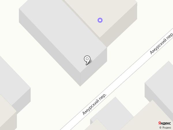 Flash на карте Новокубанска