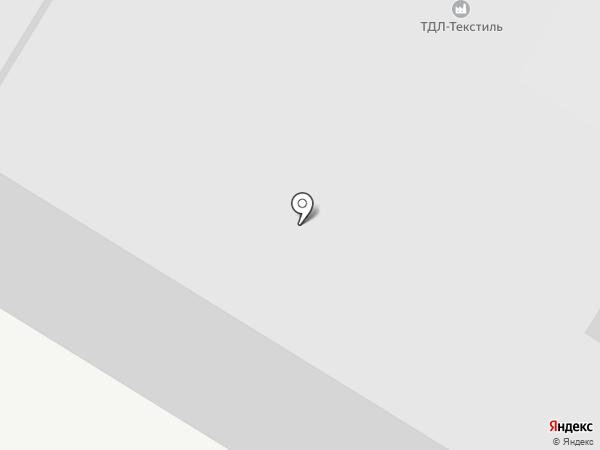 ТДЛ Текстиль на карте Иваново