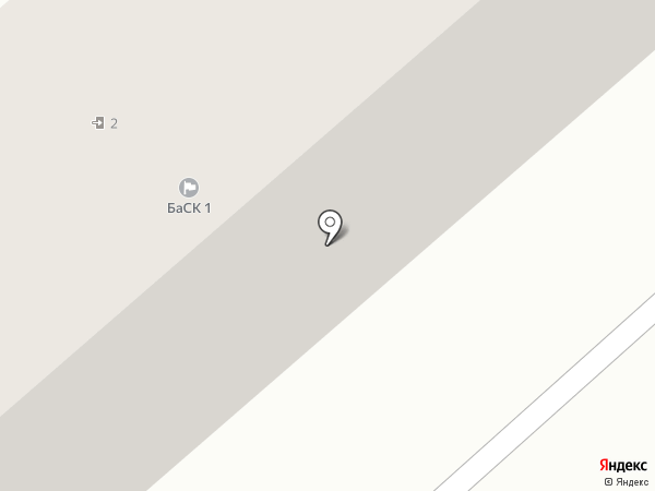 БАСК-1 на карте Кохмы