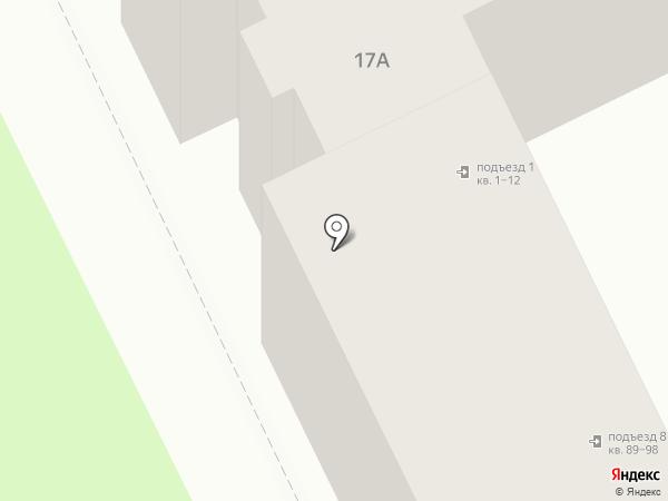 Библиотека им. Б.М. Каспарова на карте Армавира