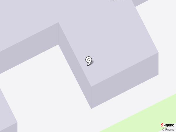 Детский сад №58 на карте Армавира