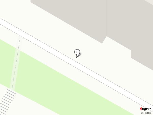 Пивной бочонок на карте Армавира