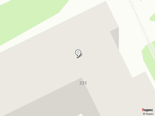 Почтовое отделение №13 на карте Армавира