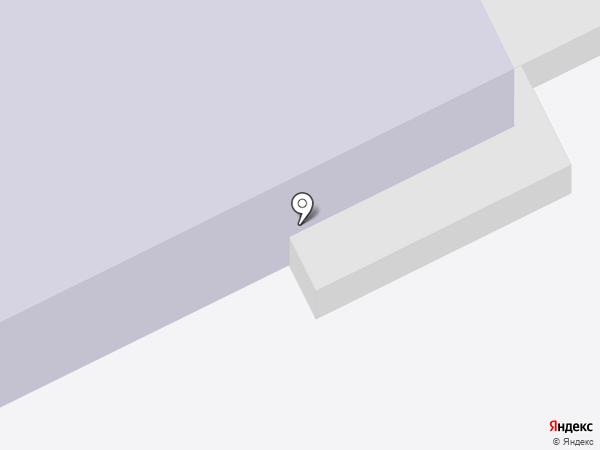 Армавирский индустриально-строительный техникум на карте Армавира