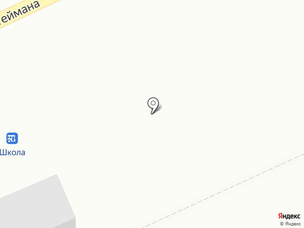 Шуваловские колбасы на карте Караваево