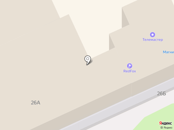Show room на карте Армавира
