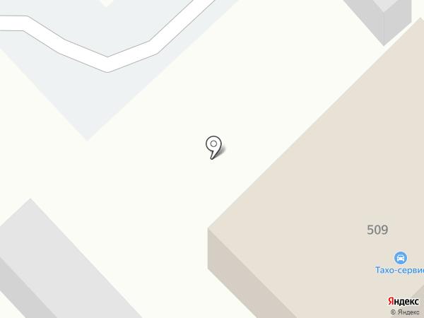 Y-auto на карте Армавира