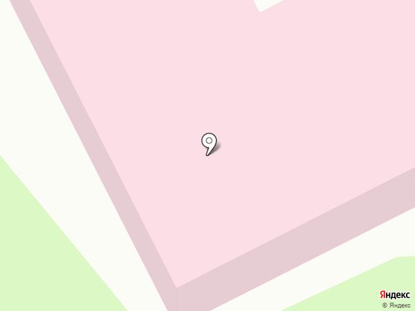 Армавирский психоневрологический интернат на карте Армавира