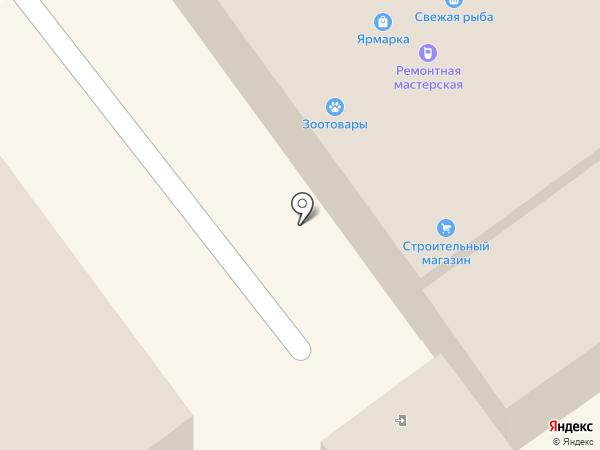 Роза-мимоза на карте Кохмы