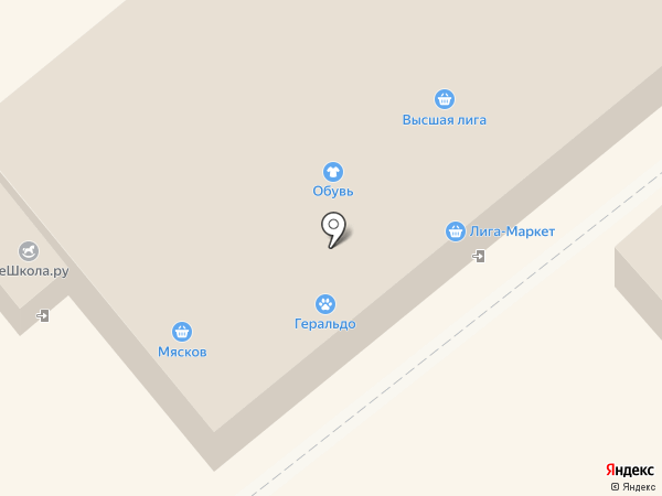 Высшая лига на карте Кохмы