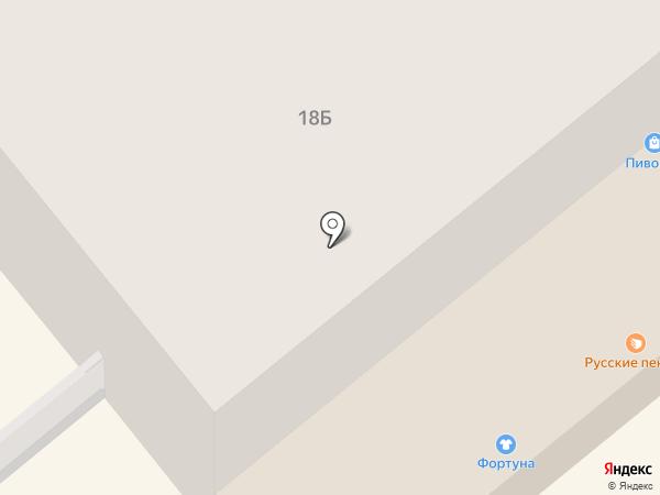 Винтрест на карте Кохмы