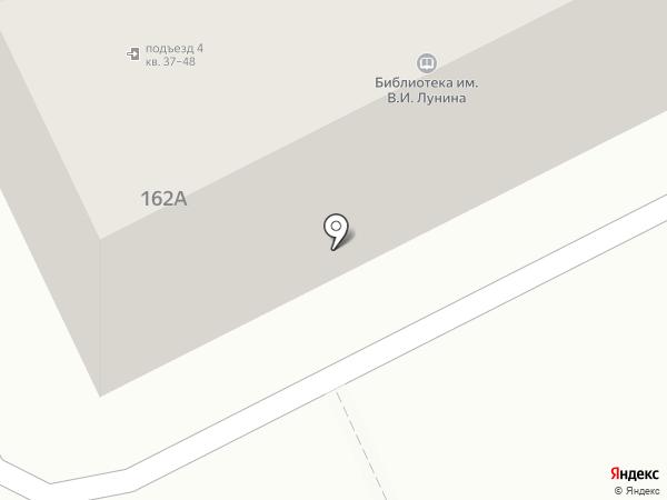 Славутич на карте Армавира