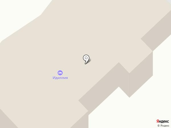 Идиллия на карте Армавира