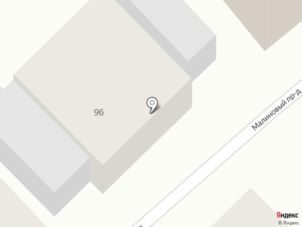 Испытатель на карте Армавира