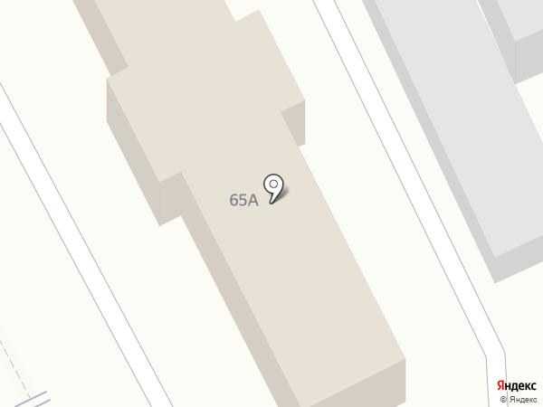 Акватон на карте Армавира